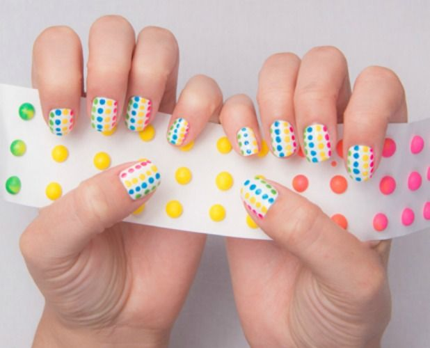 - 12 Candy Nail Art Designs — Dessert And Food Nail Art Ideas
