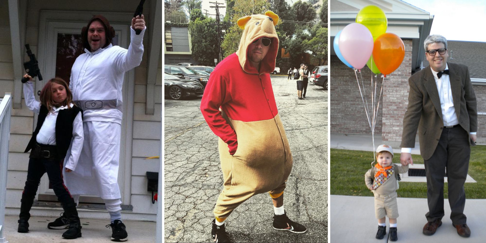 16 Funny And Oh So Adorable Dad Halloween Costumes