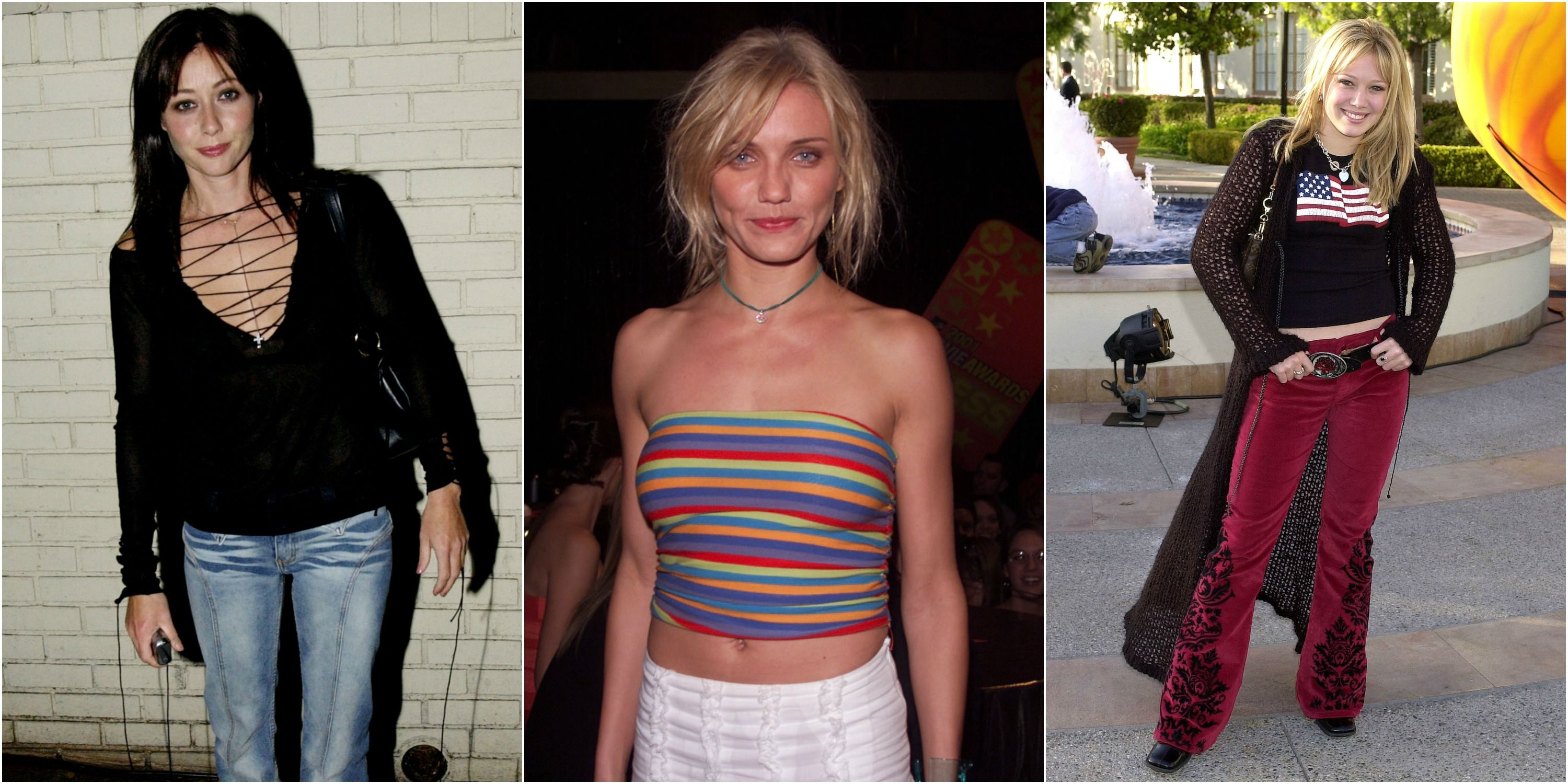 7a259f9be2 The 26 Worst 2000s Fashion Trends — Style Mistakes of the 2000s