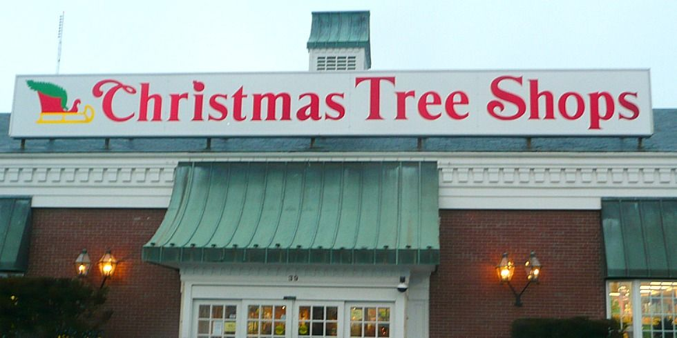 - 6 Things You Didn't Know About Christmas Tree Shops - Shopping Facts