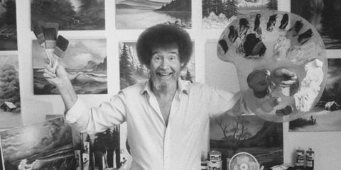 Bob Ross Trivia - Bob Ross Fun Facts