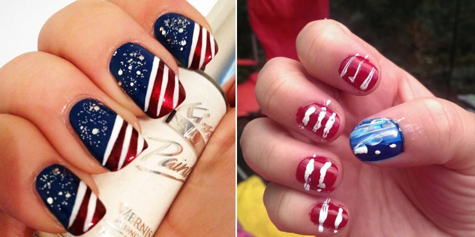 26 Epically Funny Pinterest Manicure Fails Nail Art