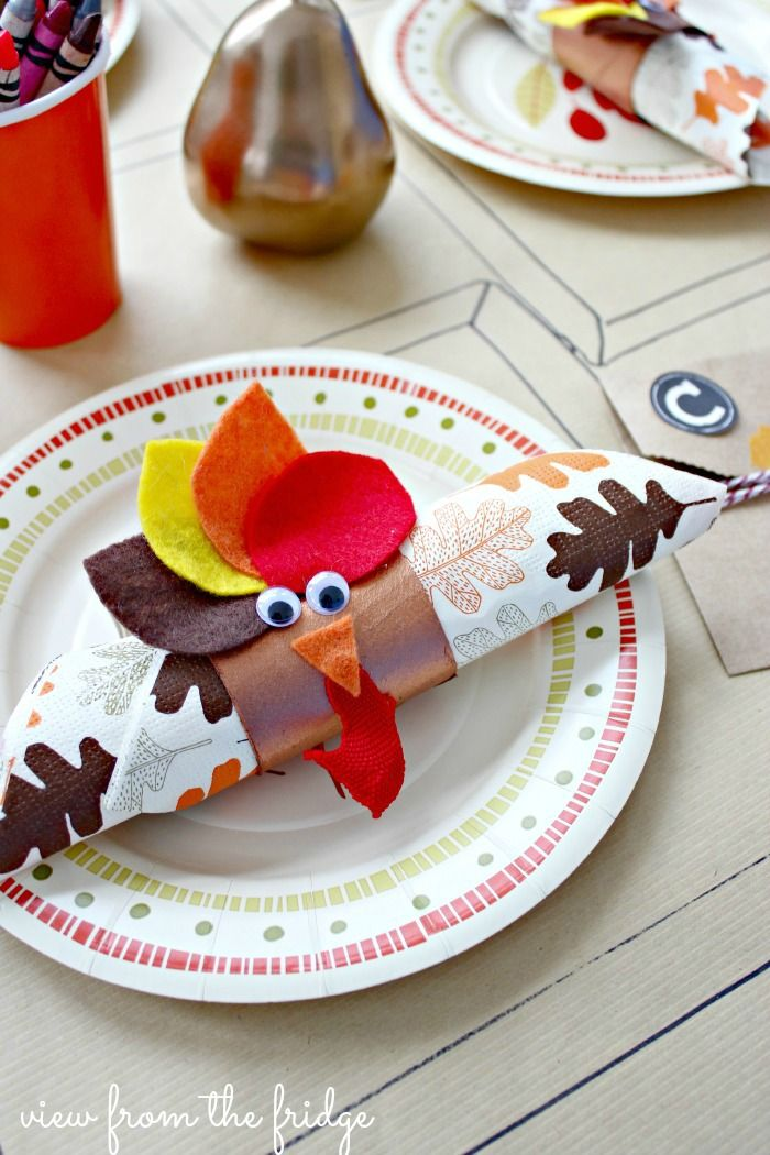 42 Easy Thanksgiving Crafts For Kids Thanksgiving Diy Ideas For Children