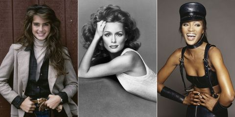 The Original Supermodels Then and Now — 80s and 90s