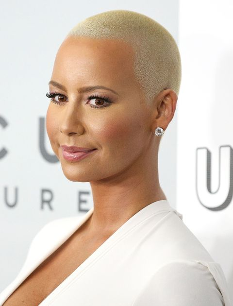 15 Famous Women Who Shaved Their Heads Famous Bald Women