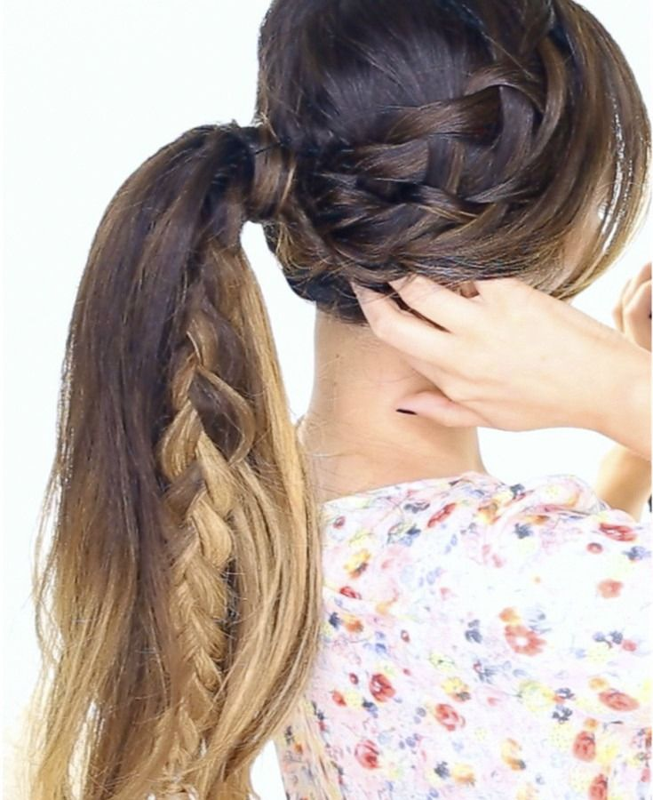80 Easy Braided Hairstyles - Cool Braid How To\'s & Ideas