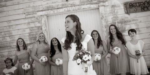Brittany Maynard Wedding Photo