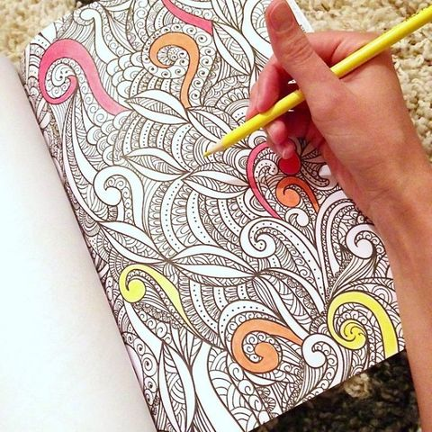 Coloring Helps Me Deal With My Anxiety