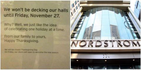 looking forward to seeing christmas lights this holiday season nordstrom is going to make you wait a little longer the popular department store says it