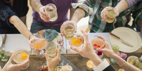 Hand, Drink, Food, Tableware, Alcohol, Dishware, Ingredient, Serveware, Wrist, Nail,