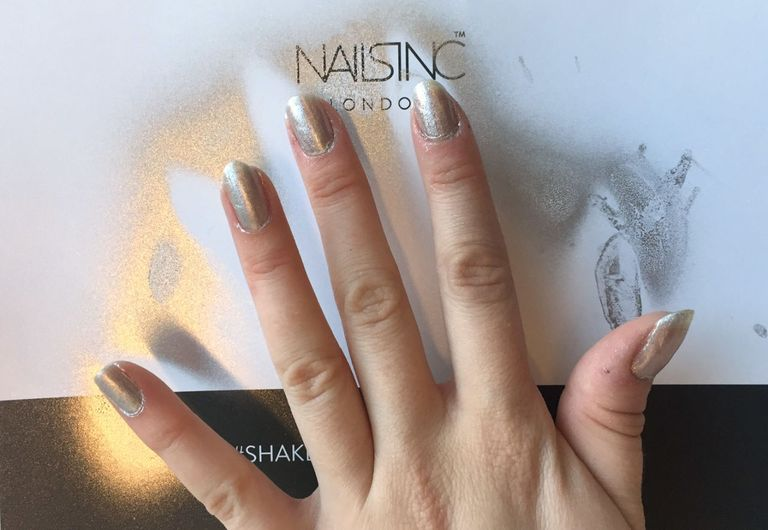 And Just Like That You Ve Got Finished Nails I Gave Mine A Quick Wipe This Is How It Turned Out But If Want More Precise Job