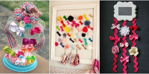 14780b1367aa How to Organize Hair Accessories - Storage Solutions for Bows and ...