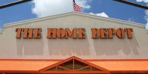 Home Depot index