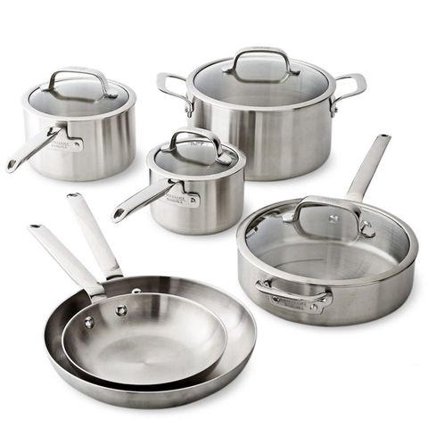 2c566e2f95b <p>These stainless steel pieces with glass lids aren't just lookers —