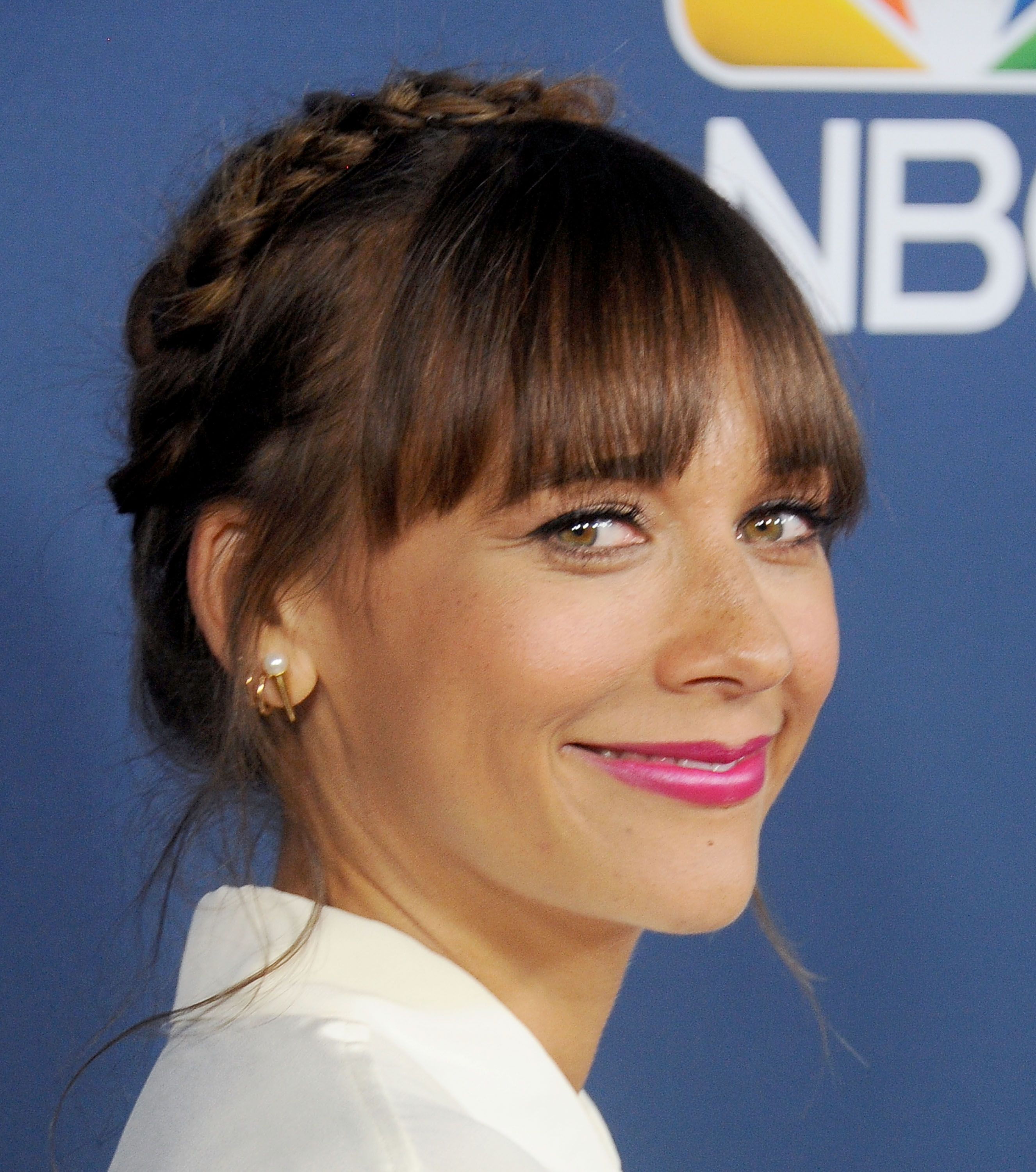35 Best Hairstyles With Bangs Photos Of Celebrity Haircuts With Bangs