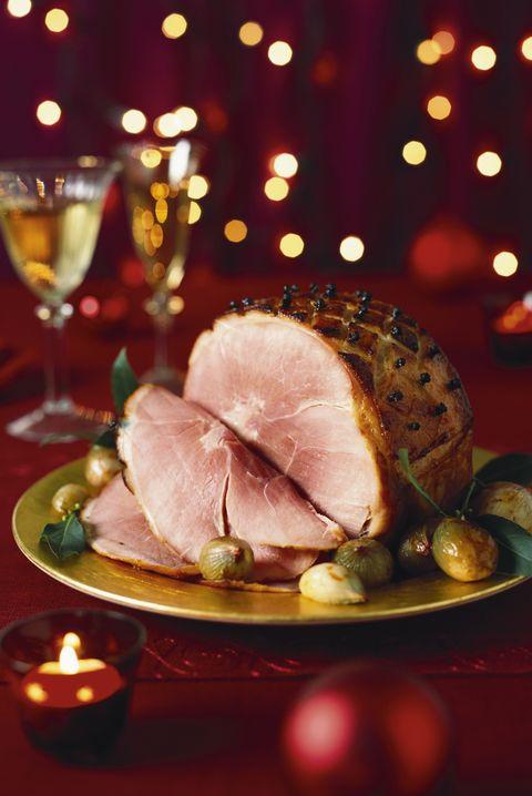 christmas facts -Christmas ham