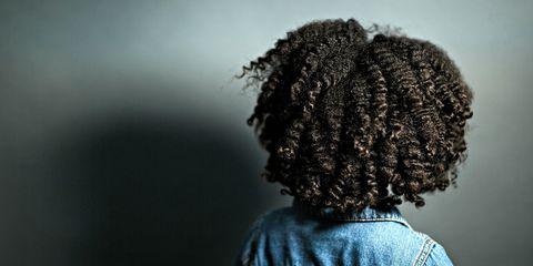Black Girl Natural Hair