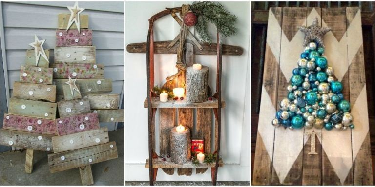 12 Christmas Pallet Projects Christmas Pallet Ideas