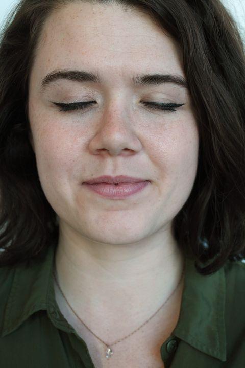Face, Nose, Lip, Cheek, Hairstyle, Skin, Chin, Forehead, Eyebrow, Eyelash,