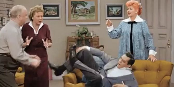 i love lucy holiday special sneak peek i love lucy news - I Love Lucy Christmas