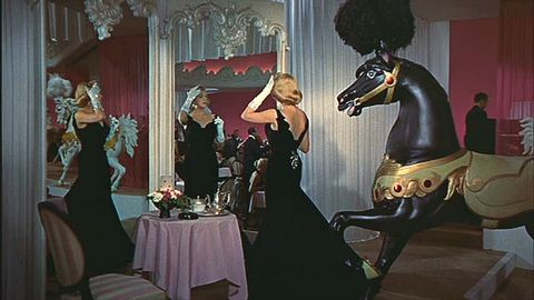 rosemary clooney in an edith head costume white christmas - When Was White Christmas Filmed