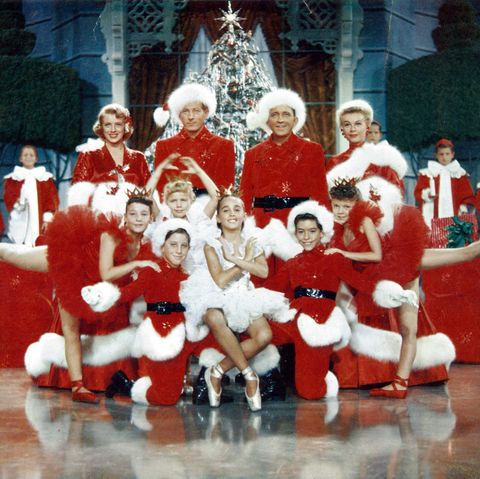 The Cast Of White Christmas.25 Surprising Facts About White Christmas Movie With Bing
