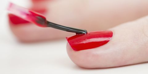 How To Paint Your Nails Without Getting Polish On Fingers Vaseline