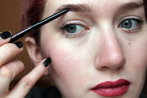 how to fill in eyebrows like a pro easy eyebrow filling tutorial