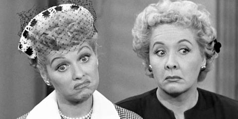 Image result for lucy and ethel pictures