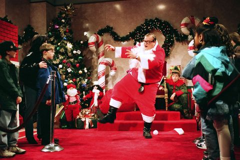 chris farley santa