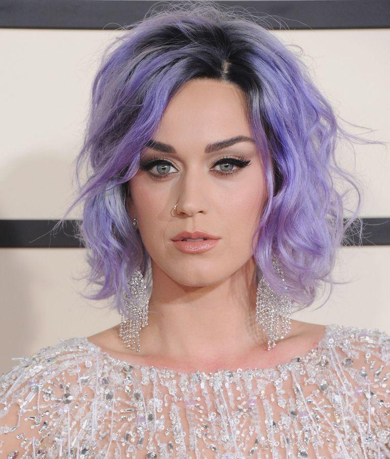 22 Beautiful Purple Hair Color Ideas