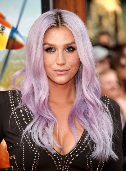 22 Beautiful Purple Hair Color Ideas — Purple Hair Dye ...