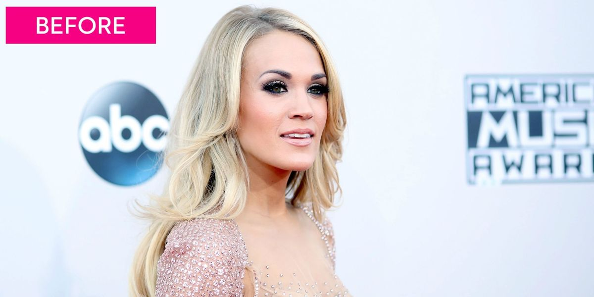 Carrie Underwood Hair Style: Carrie Underwood Cuts Hair Into Long Bob