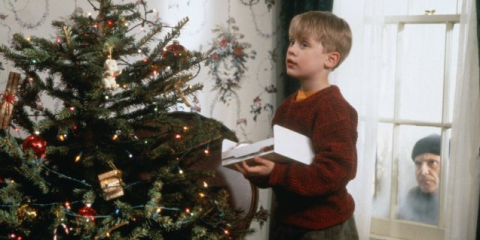 Home Alone Movie Facts - Home Alone