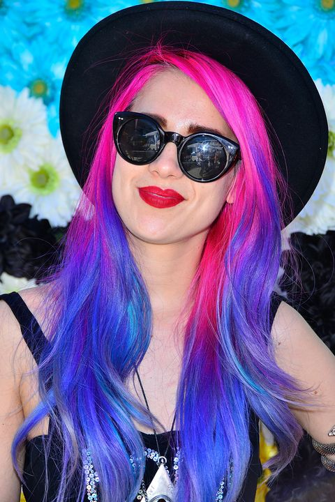 See What I Use In My Purple Hair Color Maintenance Routine To Help Keep Up