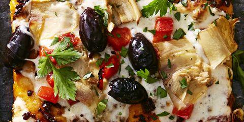 GHK_0116_Artichoke Olive Antipasti Pizza
