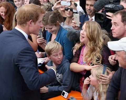 Prince Harry's Teacher