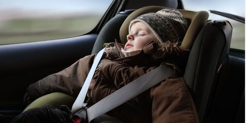 e695c2372ae3 Crash Test Video Shows Dangers of Car Seats and Puffy Winter Jackets ...