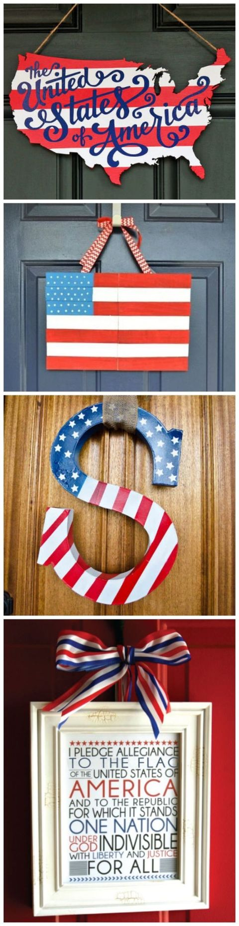 "<p>American pride is alive and well all year 'round — but especially in July, when it's time to <a href=""http://www.goodhousekeeping.com/home/craft-ideas/g2489/american-diy-door-decor/?"" target=""_blank"">deck out the front door</a> with star spangled decor.</p><p><a href=""https://www.pinterest.com/pin/57702438952636799/"" target=""_blank""><em>Pin it here »</em></a></p>"