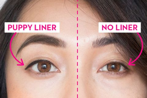 Tips Membuat Eyeliner Puppy Eyes dan Cat Eyes Super Mudah