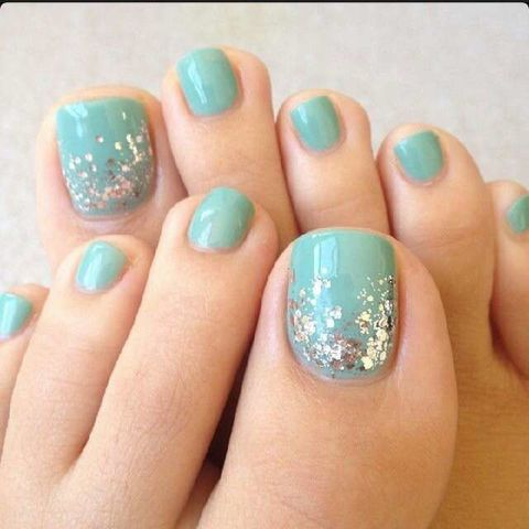 "<p>As if you needed a reason to bring on the sparkles, the winter weather got you dreaming of <a href=""http://www.goodhousekeeping.com/beauty/nails/tips/g746/pedicure-nail-art-ideas/?slide=1"" target=""_blank"">glittery pedicures</a>. </p><p><a href=""https://www.pinterest.com/pin/57702438952165606/"" target=""_blank""><em>Pin it here »</em></a></p>"