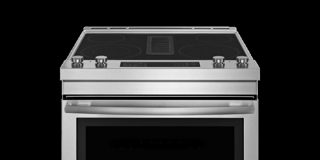 idee deco cuisiniere induction jenn air cuisiniere. Black Bedroom Furniture Sets. Home Design Ideas