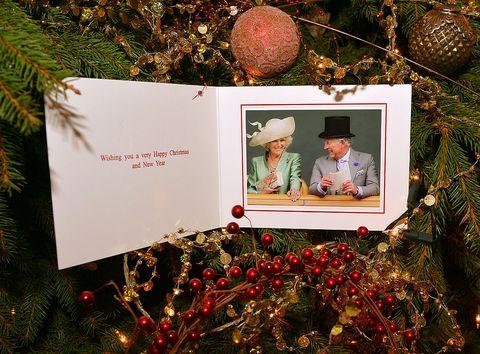 The Christmas Card.Royal Family Christmas Cards Through The Years Royal