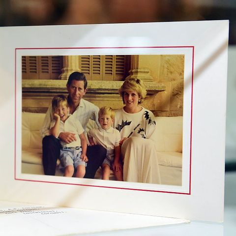 A Princess For Christmas Poster.Royal Family Christmas Cards Through The Years British