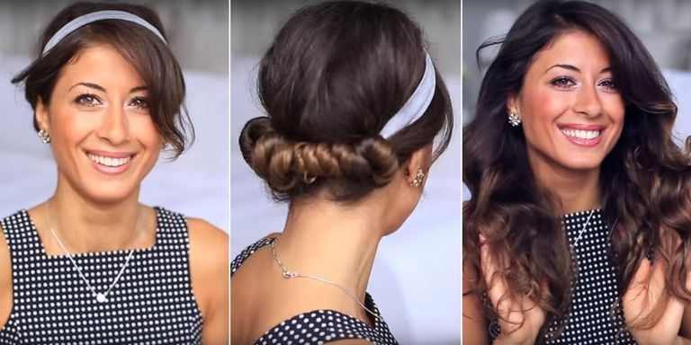 How to Curl Your Hair Without Heat — No Heat Curls