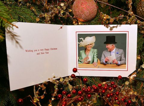 Royal Family Christmas Cards Through the Years - British Royals ...