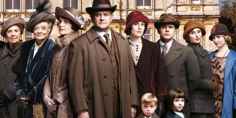 Trivia About Downton Abbey Downton Abbey Facts
