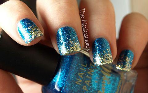 Nail Art Sparkle