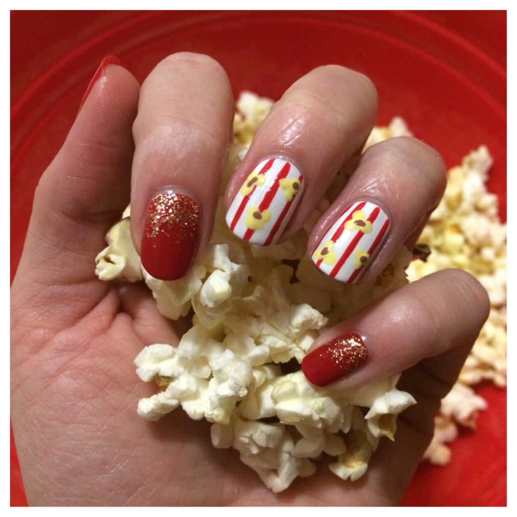 24 glitter nail art ideas tutorials for glitter nail designs prinsesfo Choice Image