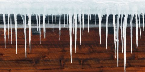 Brown, Wood, Freezing, Ice, Icicle, Tan, Symmetry, Soda straw,